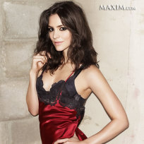 Katharine McPhee Maxim Photo