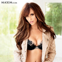 Jennifer Love Hewitt Maxim Photo