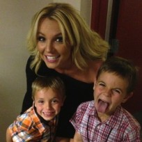 Britney spears sean and jayden