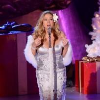 Mariah Carey Concert Pic