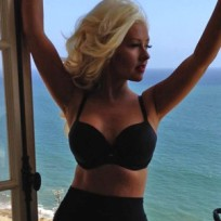 Hot Christina Aguilera Photo
