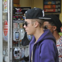 Bieber Abroad