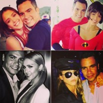 Jessica Alba Loves Cash Warren