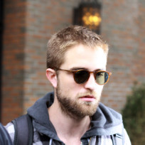 Scruffy-robert-pattinson