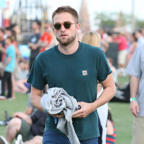 Robert Pattinson at Coachella