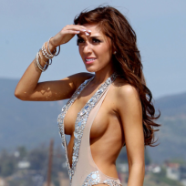 Farrah Abraham Swimsuit Photo