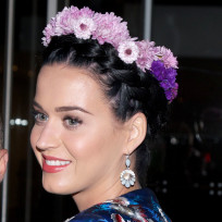 Katy Perry at Movie Premiere