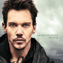 The mortal instruments city of bones jonathan rhys meyers poster