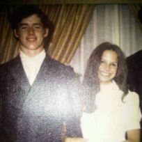 Katie Couric Prom Photo