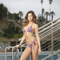 Katherine Webb in a Two-Piece