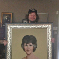 Jeffrey-ross-with-bea-arthur-nude-painting
