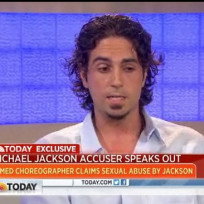 Wade Robson Interview Pic