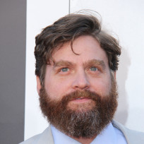 How do you prefer Zach Galifianakis?