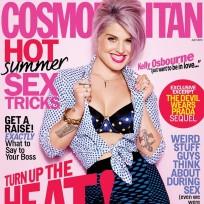 Kelly Osbourne Cosmopolitan Cover