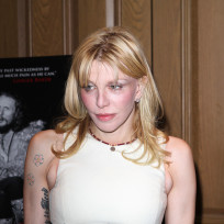 Courtney Love Photograph