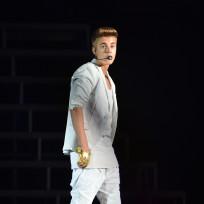 Justin Bieber at Globen