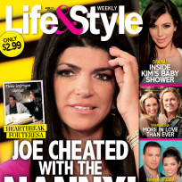 Joe Giudice Cheating Story