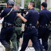 Santa monica college shooting cops