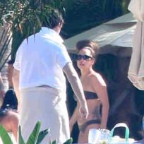 Gaga in Bikini