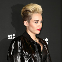 What do you think of Miley's punk rock look?