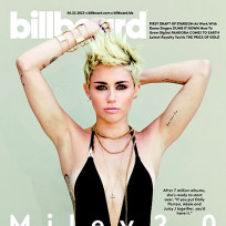 Miley Cyrus Billboard Cover