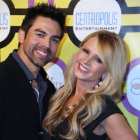 Tamra Barney and Eddie Judge Photo