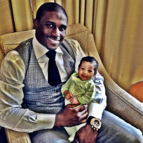 Reggie-bush-daughter