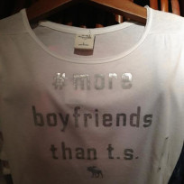 Abercrombie Taylor Swift Shirt