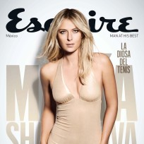 Maria Sharapova Esquire Magazine Cover