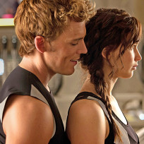 Sam claflin as finnick