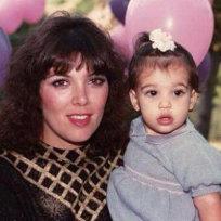 Kim Kardashian Baby Pic