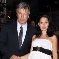 Alec baldwin wife photo