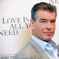 Pierce brosnan photograph
