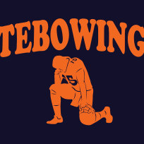 Tebowing Shirt