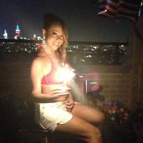 Mariah Carey Bikini Top