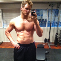 Chris pratt weight loss pic
