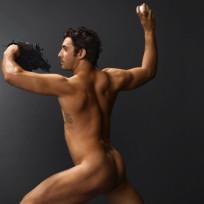 Matt Harvey Nude