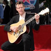 Randy Travis on Walk of Fame