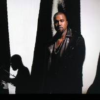Kanye West Video Still