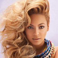 Beyonce Flaunt Photo