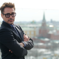 Robert downey jr iron man 3 photocall