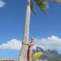 Heidi Klum Topless Shot