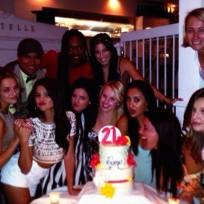 Selena Gomez Birthday Pic