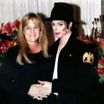 Debbie rowe michael jackson photo
