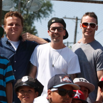 The Sandlot Cast At Sandlot