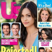Desiree Hartsock: REJECTED!