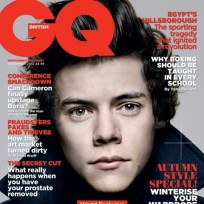 Harry Styles GQ Cover