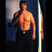 Ice t shirtless