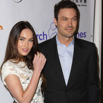 Megan fox brian austin green photo