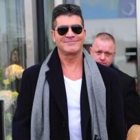 Simon Cowell Smiles
